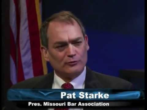Cape Chronicle - Pat Starke, Missouri Bar Association President