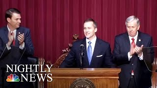 Missouri Gov. Eric Greitens Indicted For Invasion Of Privacy | NBC Nightly News - NBCNEWS