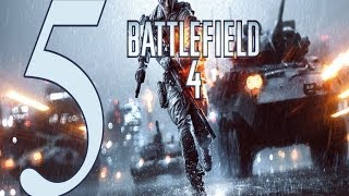 Battlefield 4 ����������� ����� 5 Gameplay Let's play battlefield 4 walkthrough PC No Commentary