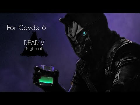 For Cayde- Tribute