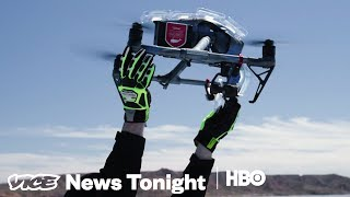 Using Drones To Gather Whale Snot — For Science (HBO) - VICENEWS