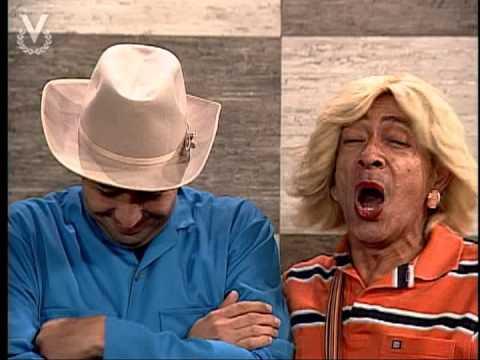 ¡A Que Te Ríes! - El llanero y su hijo con la imitación de la primerísima Mirla Castellanos