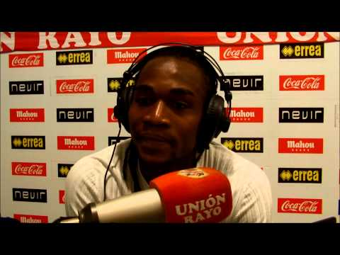 Entrevista a Manucho en Unión Rayo