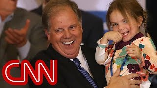 CNN Projection: Doug Jones elected to US Senate - CNN