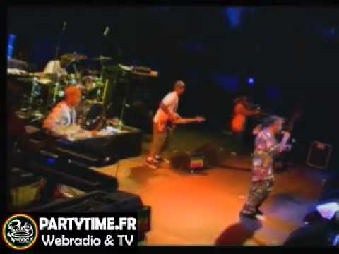 Horace Andy and Johnny Clarke Live at Garance reggae fest 2011 by