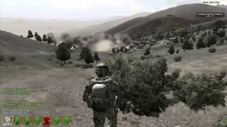 ArmA2 OA: Hacker Attack view on youtube.com tube online.