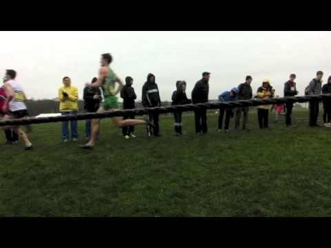 Great Edinburgh XCountry 2016 4X1km relay slow motion
