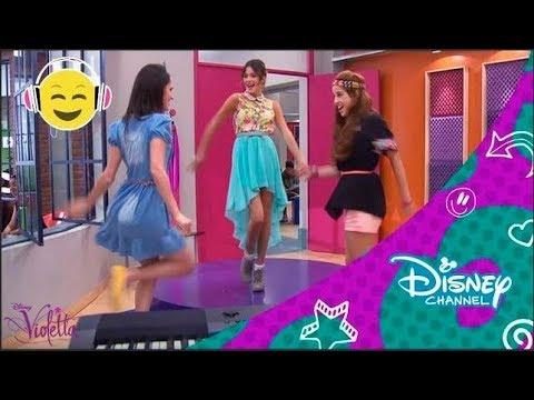 Disney Channel España | Videoclip Violetta - Código Amistad