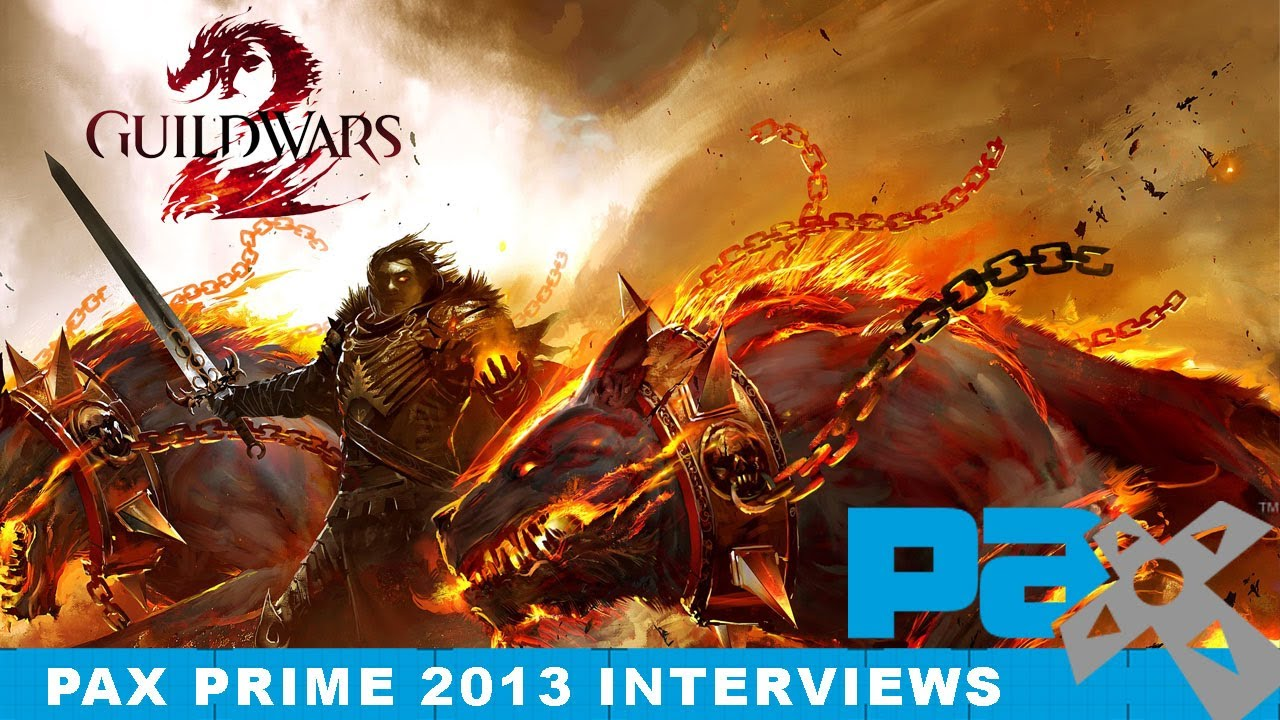 Guild Wars 2 Milestones Interview - PAX Prime 2013