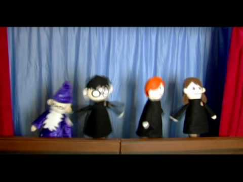 Potter Puppet Pals: The Vortex