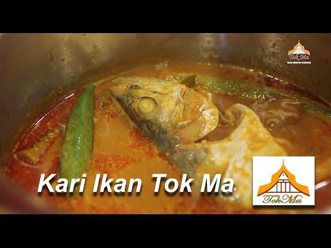Rempah Kari Ikan Tok Ma Rempah Asli Terengganu