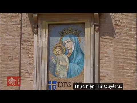 """Kinh Lạy Nữ Vương Thiên Đàng với Đức Thánh Cha: """"Chúa Thánh Thần là cội nguồn của sự thánh thiện"""""""