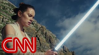 'Star Wars: The Last Jedi' opening trails only one film - CNN