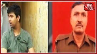 शहीद के बेटे की Modi सरकार से मदद की गुहार, रोते-रोते रखी ये मांगें | खबरदार - AAJTAKTV