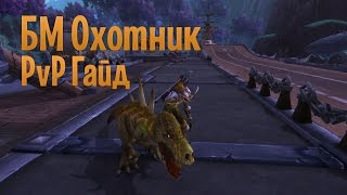 БМ Охотник PvP Гайд 6.2.3 (BM Hunter PvP Guide 6.2.3)