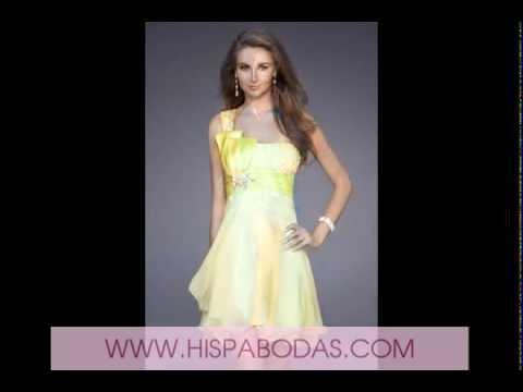 Colección de Vestidos de Fiesta Cortos: ¡No te los puedes perder!
