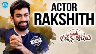 Actor Rakshith Exclusive Interview || Talking Movies With iDream - IDREAMMOVIES