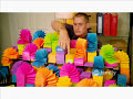 Extreme Sticky Note Experiments (watch in high quality)