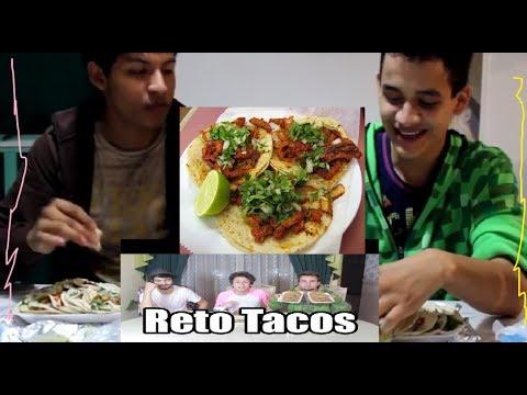 Reto Tokio (tacos)