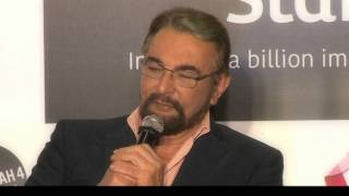 Kabir Bedi's staunch view on the Juvenile Justice Act - CHANNELVINDIA