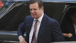 Paul Manafort's bond revoked, will be detained: Special Report | ABC News - ABCNEWS