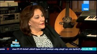 بالفيديو.. زوجة عمار الشريعي: الراحل كان يتمنى التلحين للعندليب وكوكب الشرق