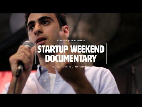 Startup Weekend documentary