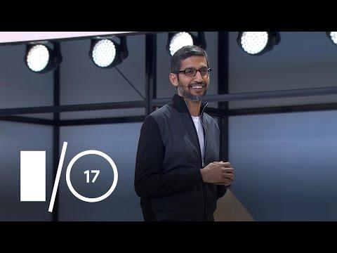 Konferencja Google I/0 2017