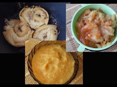 яблочное пюре в мультиварке рецепты с фото