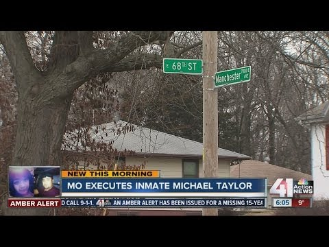 Missouri executes man in `89 rape, killing of teen