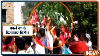 Bihar: Ruckus erupts during Left Candidate Kanhaiya Kumar's roadshow in Begusarai - INDIATV
