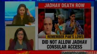Kulbhushan Jadhav Case: Pakistan to file 2nd counter to India, Pak can't handle the truth? - NEWSXLIVE