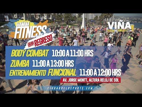 Vuelve Mañana Fitness 2018