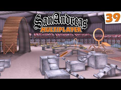 GTA Multiplayer - Manobras de Moto