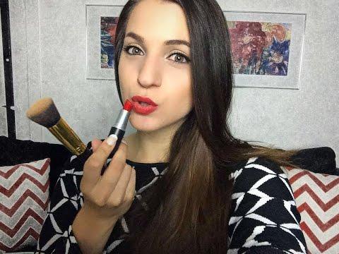 ✿ ASMR Doing my Makeup ✿