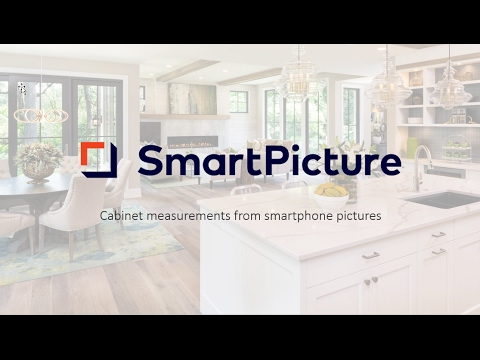 SmartPicture: Cabinet measurements from Smartphone pictures