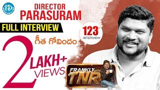 Frankly With TNR #123 Exclusive Interview || Talking Movies With iDream - IDREAMMOVIES