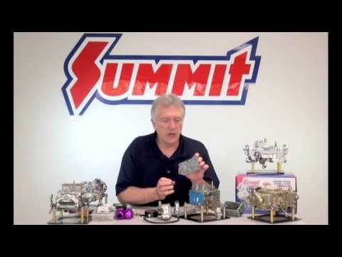 Holley Carb Power Valve Tuning - Summit Racing Quick Flicks