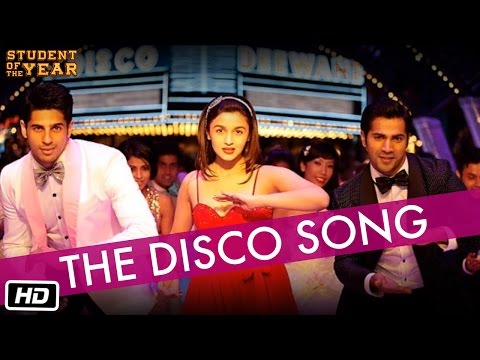 The Disco Song - Student Of The Year - The Official Song