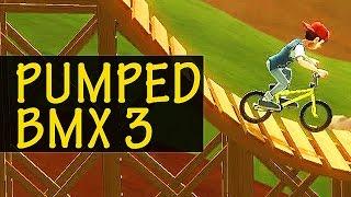 Pumped BMX 3 - лучшая игра про bmx на андроид? - Обзор - Скачать