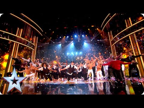 We celebrate 10 years of BGT with some familiar faces | Grand Final | Britain's Got Talent 2016