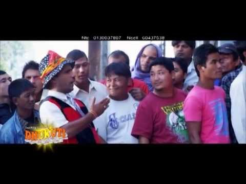 Comedy Song from Nepali Movie 'Dhukuti'