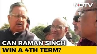 """Shouting Won't Win Polls,"" Says Raman Singh, BJP's Chhattisgarh ""Star"" - NDTV"
