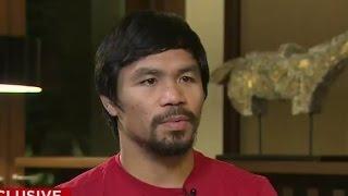 Pacquiao talks to CNN about Mayweather showdown - CNN