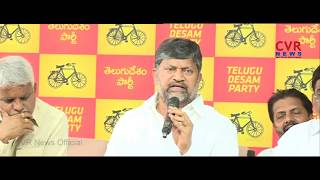 T-TDP Leaders Holds Emergency Meeting Over Issue of Nonbailable warrant to Chandrababu | CVR News - CVRNEWSOFFICIAL