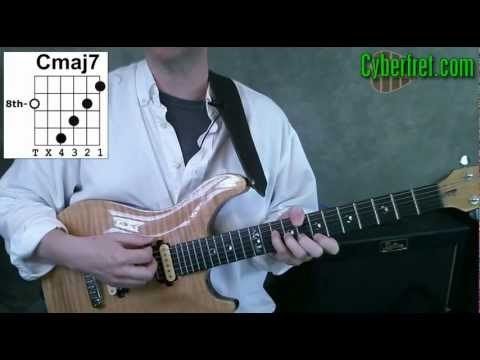 "Allman Brothers ""In Memory of Elizabeth Reed"" Guitar Chords"