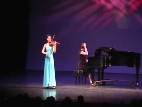 �m�篬�n�p���^���Ĥ@�ֳ�(Anni Yu, 13) Butterfly Lovers Violin Concerto 1st Movement