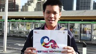 The 8th Festival Indonesia 2012 - Queensbridge Square, Melbourne Australia