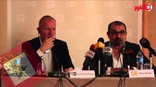 ألبرت شفيق: الإعلام المصري يعيش «حالة صرع»