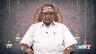 "Andrada Aanmigam 21-03-2016 ""Success can only be achieved by adversity"" – NEWS 7 TAMIL Show"